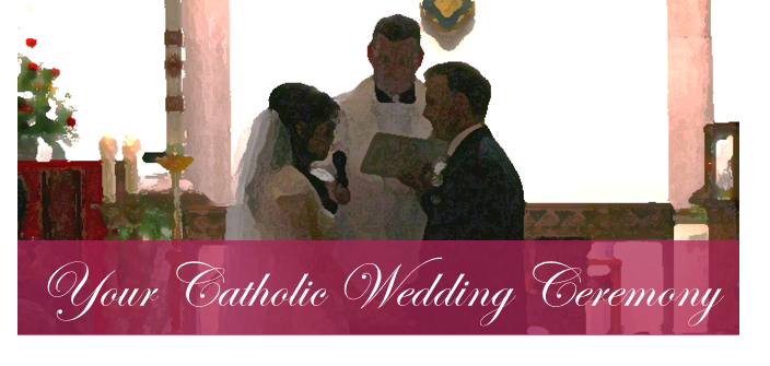 Catholic Wedding Program Layout Options
