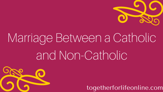 catholic dating non-denominational