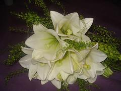 Flowers to Mary Catholic Wedding