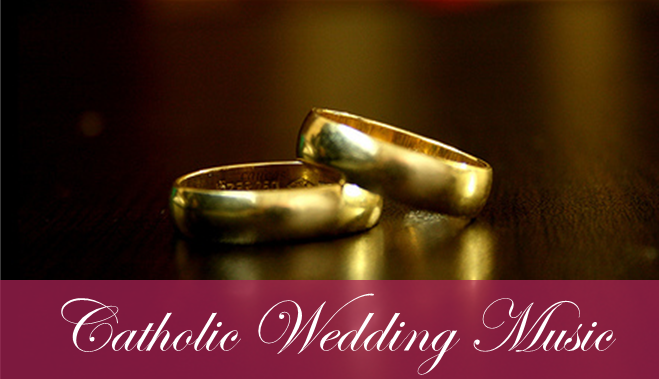 3 Principles For Selecting Catholic Wedding Songs