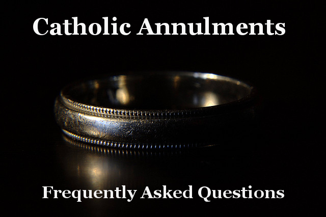 Catholic annulment questionnaire form