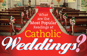 Popular Catholic Wedding Readings